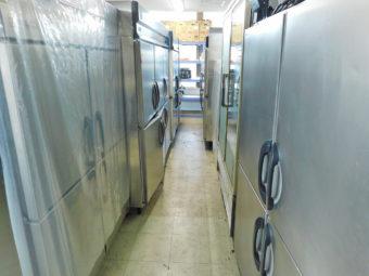 中古冷蔵・冷凍機器
