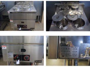 ㈱マルゼン 湯煎器 MGY-066C 中古品 AR-733-57