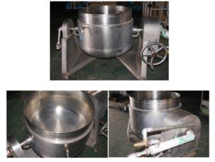蒸気釜 中古品 AR-840-14