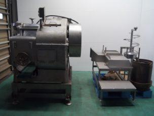 骨肉分離機魚肉採取機 IGS-70 ㈱今林鉄工所 中古品 AR-1962
