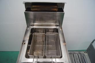 ゆで麺機 角型うどん釜 TKU-45 タニコー㈱ 中古品 AR-2156