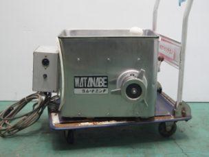 ミンチ機 グレートミンチ WMG-22 ㈱渡辺鉄工所 中古品 AR-2307