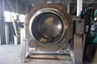 自動炒め機 ロータリーシェフ RCU-120SEVX2 クマノ厨房工業㈱ 中古品 AR-2575
