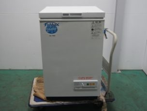 冷凍ストッカー 業務用超低温フリーザー FB-77SE2 ㈱ダイレイ 中古品 AR-3952
