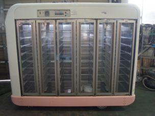 デリカート 適温配膳車 CD1054FP パナソニック㈱ 中古品 AR-2340