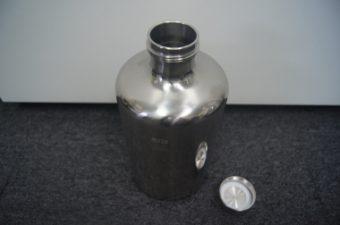 ステンレスボトル PS-12 304 日東金属工業㈱ 新品 AR-2917
