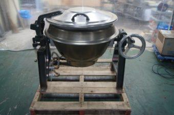 煮炊き釜 GHS-23 服部工業㈱ 中古品 AR-3198