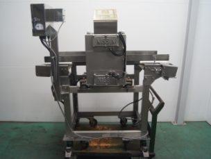 金属検知機 日新電子工業㈱ 中古品 AR-3233
