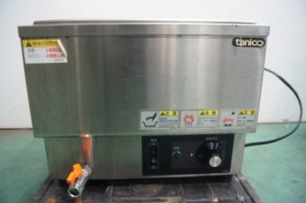 電気式ウォーマー 卓上タイプ N-TCW-3555E-2 タニコー㈱ 中古品 AR-3337