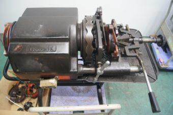 ネジ切り機 パイプマシン ㈱オグラ 中古品 AR-3290