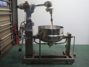 攪拌釜 NAr1-02-SRB110 ㈱品川工業所 中古品 AR-3353