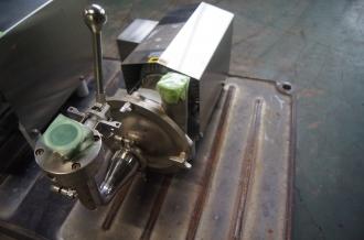 サニタリーポンプ EZN2E015BSC トーステ㈱ 中古品 AR-3501