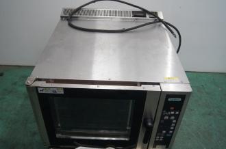 コンベクションオーブン 卓上コンベクションオーブン TBO-4E タニコー㈱ 中古品 AR-3036