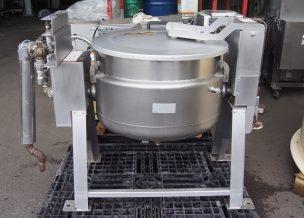蒸気釜 RTK-100SB 三浦工業㈱ 中古品 AR-3196