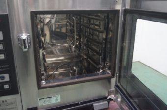 スチームコンベクションオーブン MIC-5TB3 ホシザキ電機㈱ 中古品 AR-3370