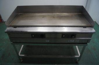 電気グリドル FEFT120-2TS ㈱フジマック 中古品 AR-3633