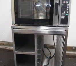 ベーカリコンベクションオーブン TBO-4E タニコー㈱ 中古品 AR-2490
