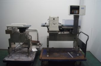 ウェイトチェッカー金属検知器 ㈱イシダ 中古品 AR-3671