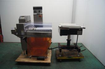 ウェイトチェッカー金属検知器 ㈱イシダ 中古品 AR-3672