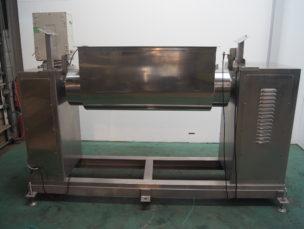 ルーミキサー 2軸パドルミキサー FDM130 中井機械工業㈱ 中古品 AR-3240