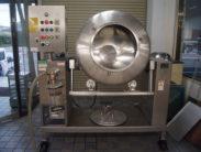 タンブラー 真空タンブラー VTD-80 (有)竹内食品機械 中古品 AR-3352