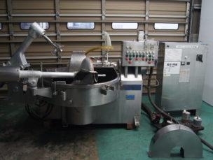 ビブン・ブレンダー サイレントカッター APN-1000 ㈱備文機械製作所 中古品 AR-3497