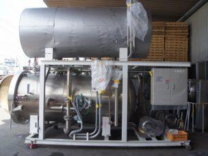 レトルト殺菌装置 RCS-130/30 ㈱日坂製作所 中古品 AR-3755