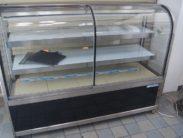 ショーケース 冷蔵ショーケース OHGU-1500 ㈱大穂製作所 中古品 AR-3751