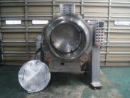 自動炒め機 ロータリーシェフ RCU-90SPL2X2 クマノ厨房工業㈱ 中古品 AR-3675