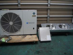 冷蔵コンデンシングユニット ホシザキ電機㈱ 中古品 AR-3720