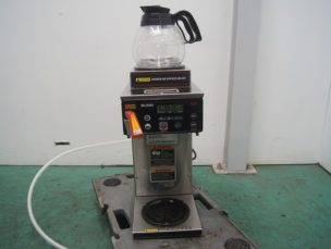 コーヒーマシン コーヒーブルーワ AXIOM-2 BUNN 中古品 AR-3620