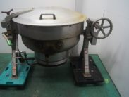 煮炊釜 ガス回転釜 KGS-20 中古品 現状販売 AR-3793
