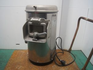 ピーラー 球根皮剥機 NKP-8 ㈱中西製作所 中古品 AR-3803