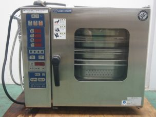 スチコン スチームコンベクションオーブン SCOS-4RL ニチワ電機㈱ 中古品 AR-3772