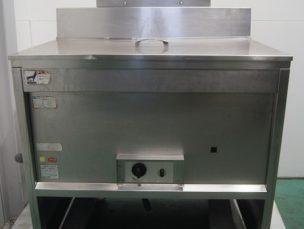 ガス式中間加熱フライヤー FGA-36S ㈱AIHO 中古品 AR-3794