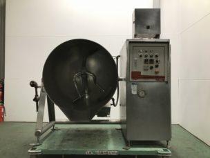 ミキサー ニーダー 撹拌釜 傾斜ニーダー GN80/30ST ㈱サムソン 中古品 AR-3982
