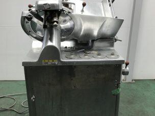 ミートスライサー 冷凍スライサー スーパービック WBG-350DX ワタナベフーマック㈱ 中古品 AR-3883