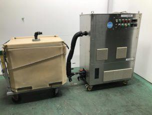 スラリーアイス製造装置 ㈱泉井鐵工所 中古品 AR-4253