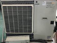 冷凍用冷凍機 コンデンシングユニット 三菱電機㈱ 中古品 AR-4276