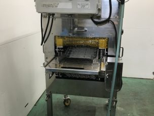 うろこ取り機 小型うろこ取り機 理工エンジニアリング㈱ 中古品 AR-3691