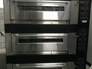 オーブン 電気スーパーオーブン KSEN-663T-B 北沢産業㈱ 中古品 AR-4209