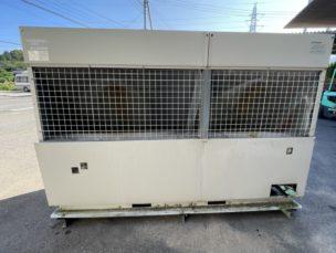 三菱電機 冷凍機 コンデンシングユニット 一体空冷式 ECA-P225MA 中古品 AR-4312